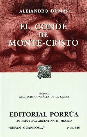 346 CONDE DE MONTECRISTO
