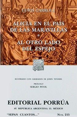 215 ALICIA EN EL PAIS DE LAS MARAVILLAS
