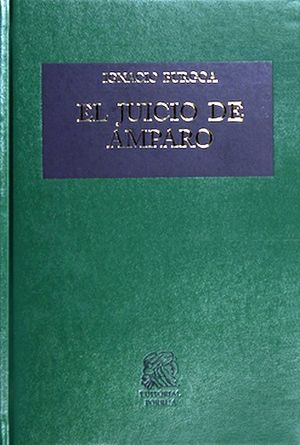 JUICIO DE AMPARO, EL                 (TELA)