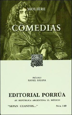 149 COMEDIAS (EL AVARO, LAS PRECIOSAS RIDICULAS)