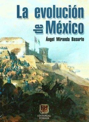 EVOLUCION DE MEXICO
