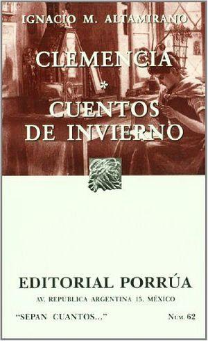062 CLEMENCIA. CUENTOS DE INVIERNO