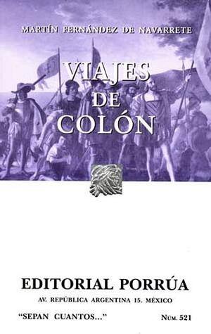 521 VIAJES DE COLON (NVA. PRESENATCION)