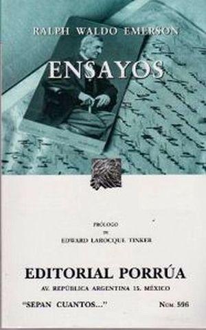 596 ENSAYOS                                              AGREGAR