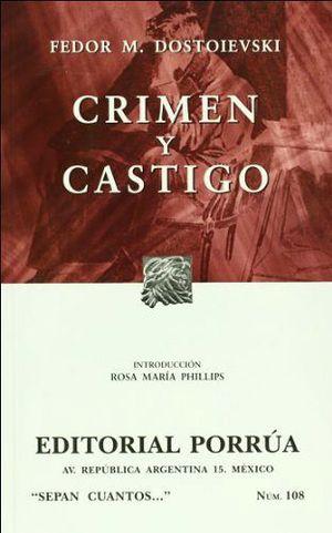 108 CRIMEN Y CASTIGO