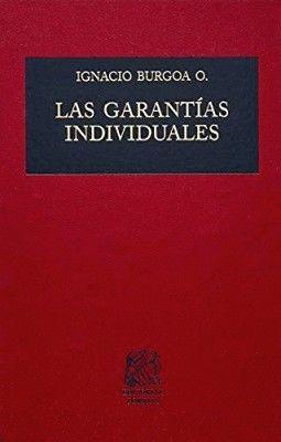 GARANTIAS INDIVIDUALES, LAS           (TELA)