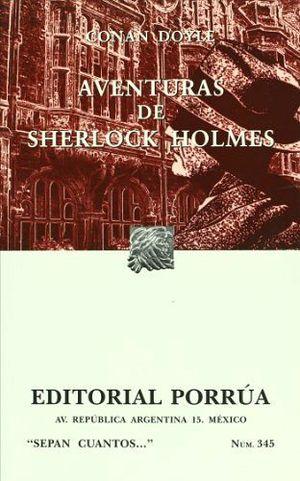 345 AVENTURAS DE SHERLOCK HOLMES. TRIUNFOS