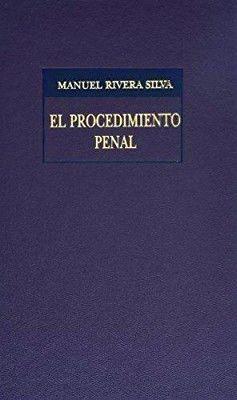PROCEDIMIENTO PENAL                  (TELA)