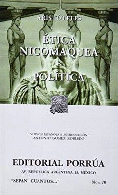 070 ETICA NICOMAQUEA