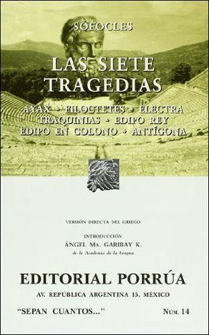 014 LAS SIETE TRAGEDIAS