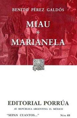 069 MIAU. MARIANELA