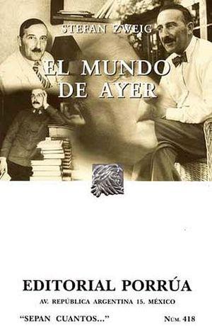 418 MUNDO DE AYER (NVA.PRESENTACION)