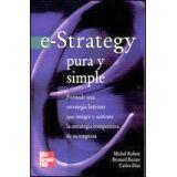 E-STRATEGY PURA Y SIMPLE