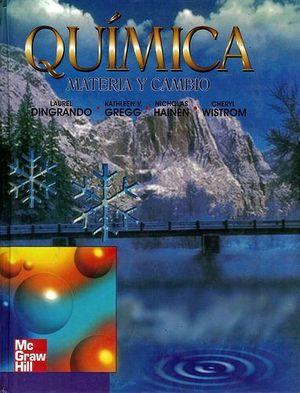 QUIMICA (MATERIA Y CAMBIO) -EMPASTADO-