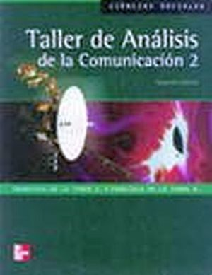 TALLER DE ANALISIS DE LA COMUNICACION 2 2ED.