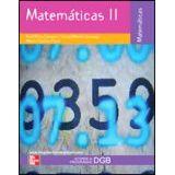 MATEMATICAS II (DE ACUERDO AL PROGRAMA DGB)