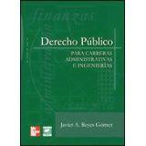 DERECHO PUBLICO (PARA CARRERAS ADMINISTRATIVAS E ING.)
