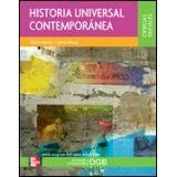 HISTORIA UNIVERSAL CONTEMPORANEA             -DGB-