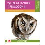 TALLER DE LECTURA Y REDACCION II (DGB)