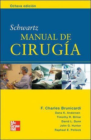 MANUAL DE CIRUGIA 8ED. SCHWARTZ