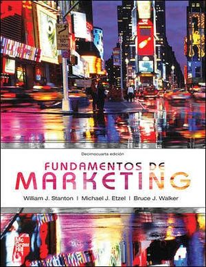 FUNDAMENTOS DE MARKETING 14ED.                             (C/CD)