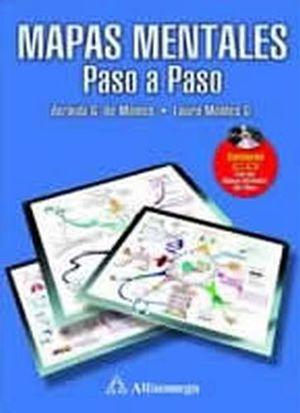 MAPAS MENTALES (PASO A PASO) C/CD