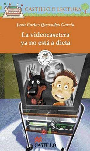 VIDEOCASETERA YA NO ESTA A DIETA (CASTILLO DE LA LECTURA)