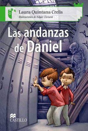 ANDANZAS DE DANIEL, LAS    (CASTILLO DE LA LECTURA)