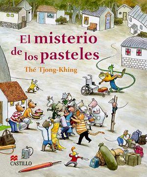 MISTERIO DE LOS PASTELES, EL (CASTILLO DE LA LECTURA/EMP.)