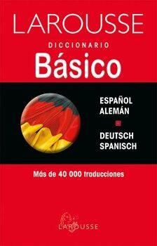 DICCIONARIO BASICO ESPAÑOL-ALEMAN V.V.