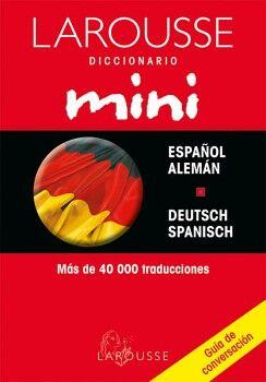 DICCIONARIO MINI ESPAÑOL ALEMAN Y V.V.