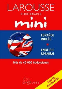 DICCIONARIO MINI INGLES-ESPAÑOL Y V.V.                  1550