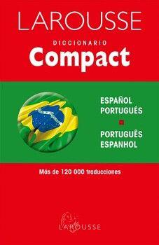 DICCIONARIO COMPACT ESPAÑOL-PORTUGUES Y V.V.