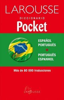 DICCIONARIO POCKET ESPAÑOL/PORTUGUES Y V.V.