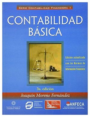 CONTABILIDAD BASICA 3ED.