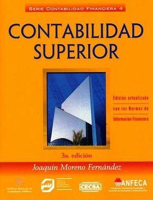 CONTABILIDAD SUPERIOR 3ED.