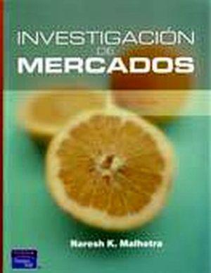 INVESTIGACION DE MERCADOS 5ED.
