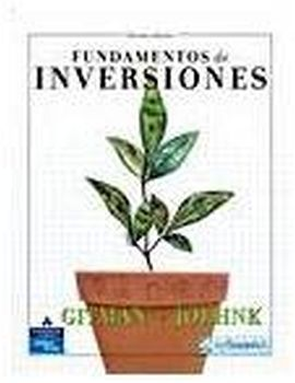 FUNDAMENTOS DE INVERSIONES 10ED.