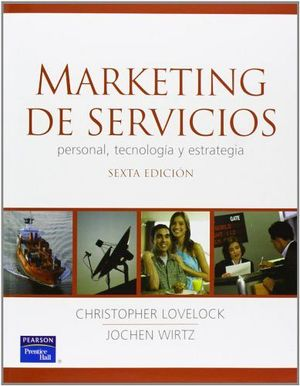 MARKETING DE SERVICIOS 6ED.