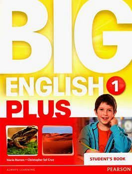 BIG ENGLISH PLUS 1 (STUDENT BOOK W/CD-ROM)