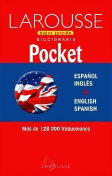 DICCIONARIO POCKET ESPAÑOL/INGLÉS  ENGLISH/SPANISH