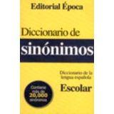 DICCIONARIO DE SINONIMOS  (N.T)