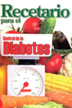RECETARIO PARA EL CONTROL DE LA DIABETES