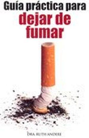 GUIA PRACTICA PARA DEJAR DE FUMAR