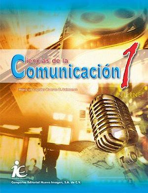 CIENCIAS DE LA COMUNICACION 1        IE