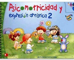 PSICOMOTRICIDAD Y EXPRESION ARTISTICA 2