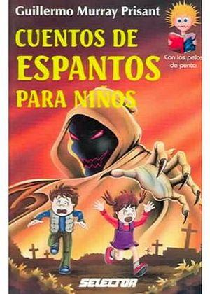 CUENTOS DE ESPANTOS PARA NIÑOS