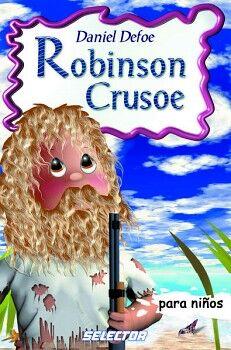 ROBINSON CRUSOE PARA NIÑOS