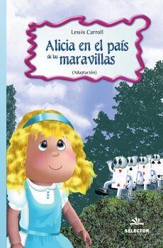ALICIA EN EL PAIS DE LAS MARAVILLAS PARA NIÑOS