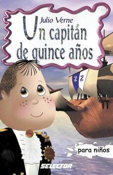 UN CAPITAN DE QUINCE AÑOS PARA NIÑOS